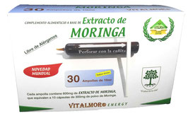 Extracto Moringa ECO en Ampollas
