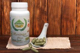 .   Capsulas de Moringa Ecológica (100 caps.)