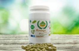 .   Capsulas de Moringa Ecológica (500 caps.)