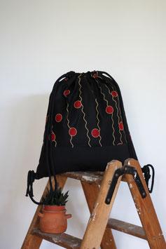 Rucksack 'Leuchtkugeln'