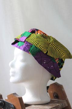 Haarband mit buntem Mustermix