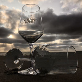 Strandwein - Weingläser