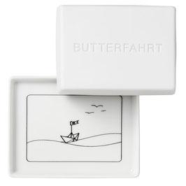 Butterfahrt - Butterdose