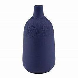 Kleine blaue Vase