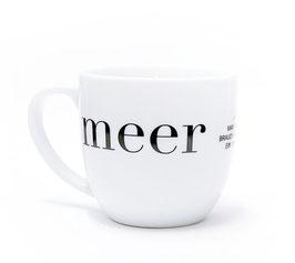 Manchmal braucht man nur ein wenig meer - Tasse