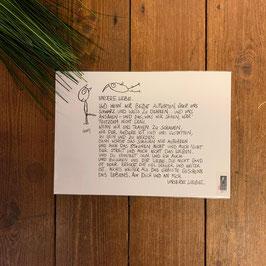 Wort-Poesie Prints