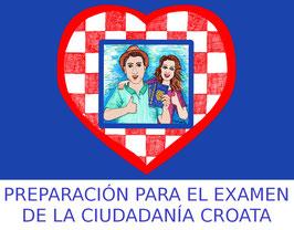 PREPARACIÓN PARA EL EXAMEN DE LA CIUDADANIA CROATA