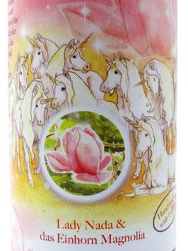 Einhornessenz ~ Lady Nada & Einhorn Magnolia ~ Einhorn Auraspray Duftspray