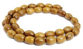 Goldregenholz Oliven ca. 11x8 mm - Strang