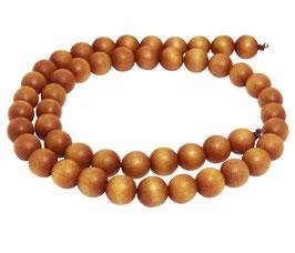 Indisches Sandelholz Kugeln 8 mm - ca. 49 Perlen