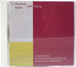 CD Zeit Klang - T. Chochola music