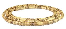 Kokosnuss Räder ca. 4 x 2-5 mm - XL-Strang