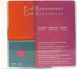 CD Erd Resonanzen - T. Chochola music