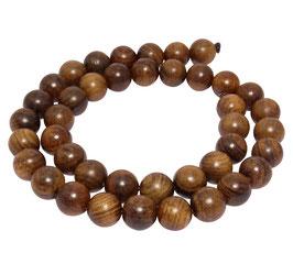 Padouk Korallenholz Kugeln 10 mm - ca. 40 Perlen