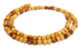 Olivenholz Kugeln ca. 5 mm  Holzperlen - ca. 90 Perlen