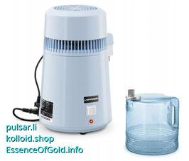 Wasserdestillator 750 Watt