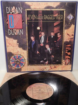 Duran Duran - Seven And The Ragged Tiger -Vinyl-LP-