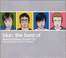 Blur - The Best Of Special Edition Double CD -DoppelCD-
