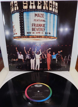 Maze feat. Frankie Beverly - Live In New Orleans -Vinyl-Doppel-LP-