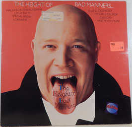 Bad Manners - The Height Of Bad Manners -Vinyl-LP- Gatefold Ska