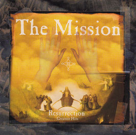 The Mission - Resurrection Greatest Hits -CD-