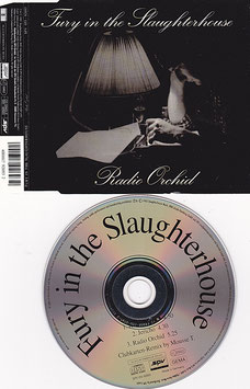 Fury In The Slaughterhouse - Radio Orchid -MaxiCD-