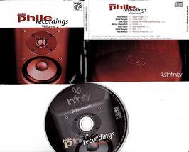 V. A. - Infinity präsentiert: Audiophile Recordings Volume 2 -CD- Stockfisch APH0401
