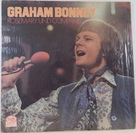 Graham Bonney - Rosemary und Companie -Vinyl-LP- MFP 1 M 048 - 31 120