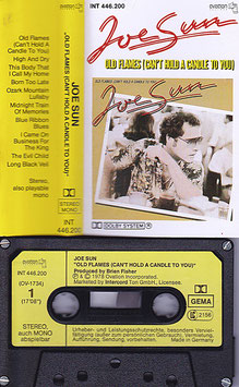 """Joe Sun - """"Old Flames (Can´t Hold A Candle To You)"""" Kassette/ Tape Country"""