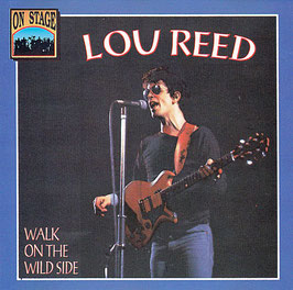 Lou Reed - Walk On The Wild Side -CD-