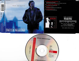 Bruce Springsteen - Streets Of Philadelphia -MaxiCD-