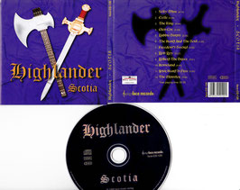 Highlander - Scotia -CD-