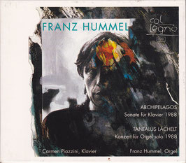 Franz Hummel - Archipelagos Tantalus lächelt -CD- col legno