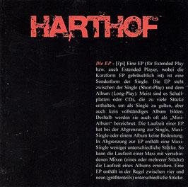 Harthof - Die EP -CD- 5Track-EP inkl. Video