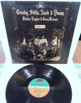 Crosby, Stills, Nash & Young - Déjà Vu -Vinyl-LP-