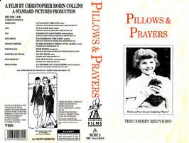 V. A. - Pillows & Prayers -VHS- The Cherry Red Video RARE Marine Girls Felt