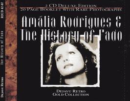 Amália Rodrigues & The History Of Fado 2CD-Box