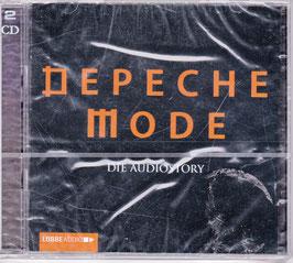 Depeche Mode - Die Audiostory -2CD- NEU/ OVP Hörbuch