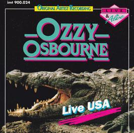 Osbourne, Ozzy - Live USA -CD-