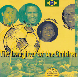 ProJoe - The Laughter Of The Children -MaxiCD- Giovane Elber Paulo Sergio Ratinho