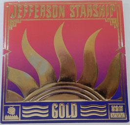 "Jefferson Starship -  Gold -Vinyl-LP- + 7""Single Grunt BZL1-3247"