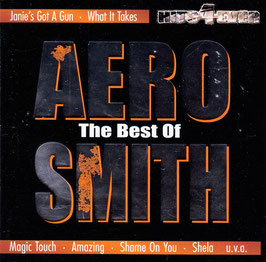 Aerosmith - The Best Of Aerosmith -CD-