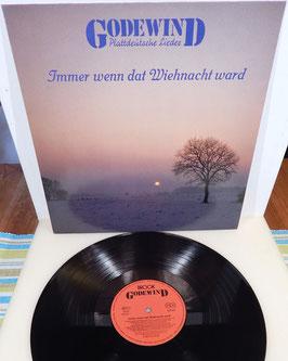 Godewind - Immer wenn dat Wiehnacht ward -Vinyl-LP-