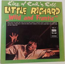 "Little Richard - ""Wild and Frantic"" -Vinyl-LP- Bellaphon BI 1514"