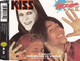 Kiss - God Gave Rock & Roll To You II -MaxiCD- A8696CD 7567962752