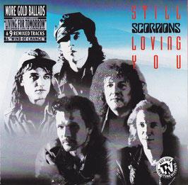 Scorpions - Still Loving You -CD-