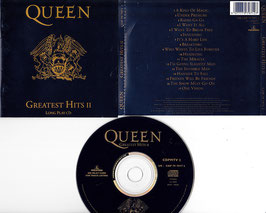 Queen - Greatest Hits II -CD- Long Play CD