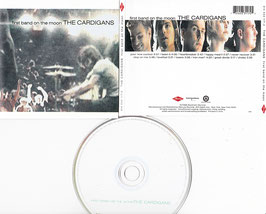 The Cardigans - First Band On The Moon -CD- US Press 314 533 117-2
