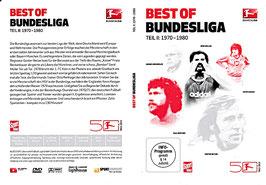Best Of Bundesliga - Teil 2: 1970-1980 -DVD-
