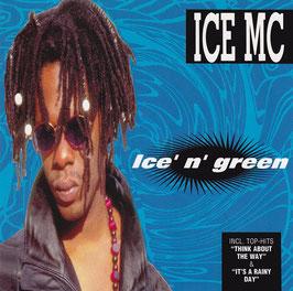 ICE MC - Ice´ n´ green -CD-